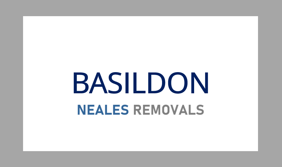 Home Removal BASILDON, Neales Removals, Essex