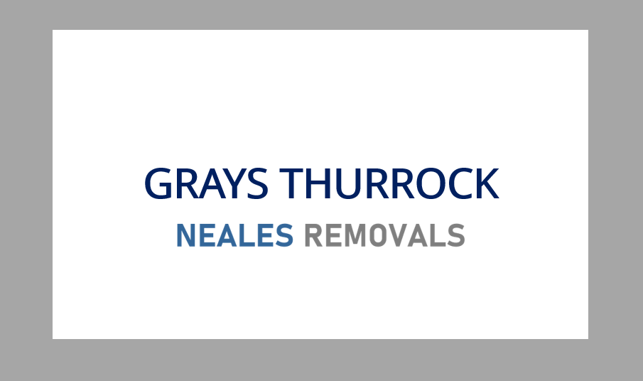 Home Removal GRAYS THURROCK, Neales Removals, Essex